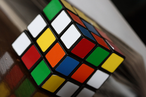 The Rubik's Cube case takes another twist