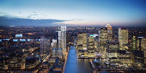Why London's residential towers are an ideal letting choice!