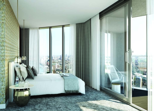 Experience London's contemporary urban living in Sky Gardens