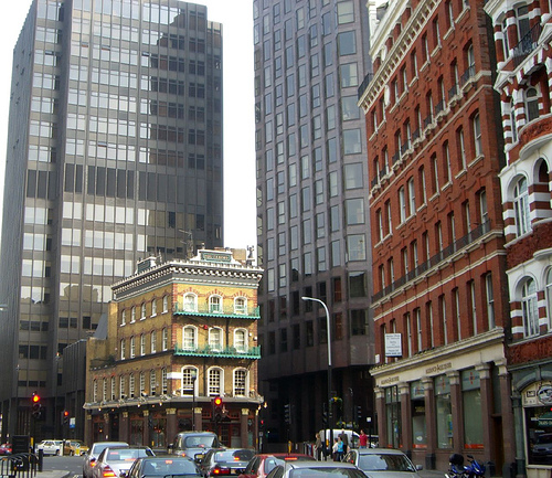 Credible & reliable underwriter of London property market