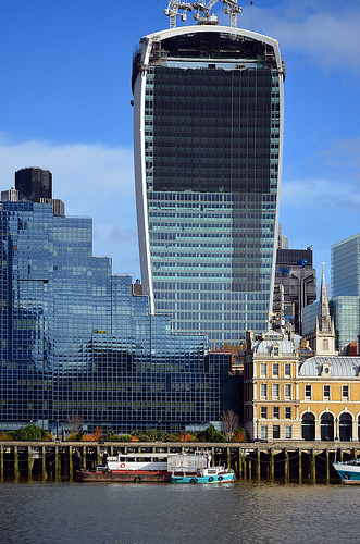 London office market – top choice for international investors