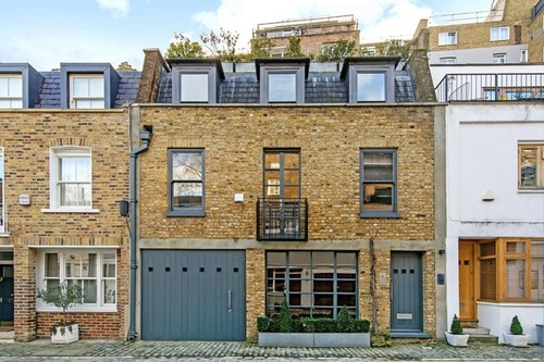 Mews Homes - the  popular residential choice of celebrities