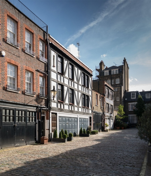 Mews - London's charming traffic-free havens!