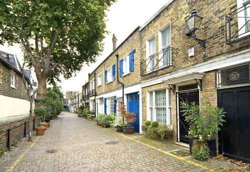 Looking for a fairy-tale London home? A Victorian mews will fulfil your dreams