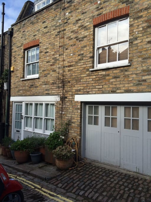 Undecided about a mews? Why not try before you buy