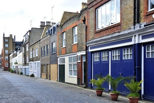 Mews - Elegant homes with rich pasts