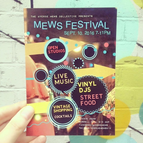A mews festival? That's news to us