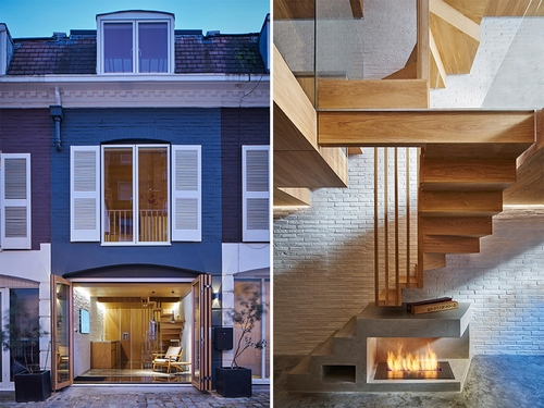 Let there be light - RIBA lists a luminous mews conversion