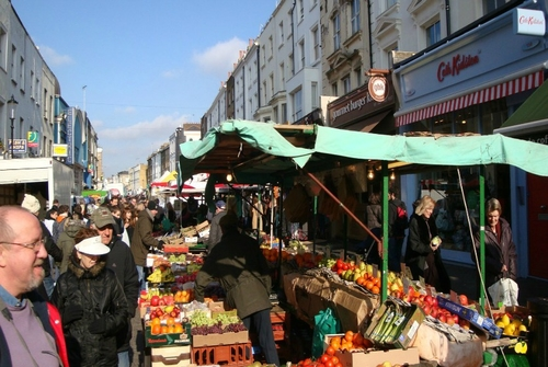 A new weekly rota for Portobello's iconic market?
