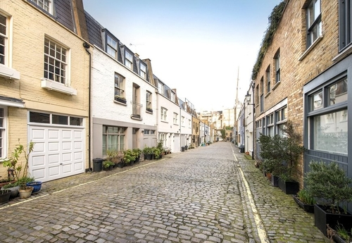 Is a return to mews house building on the cards?