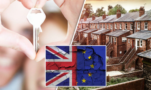 BREXIT boost: speculation that EU exit will push up London house prices