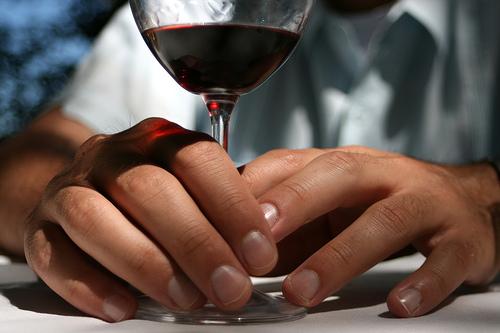 An expert in diamonds last week and wine this week?