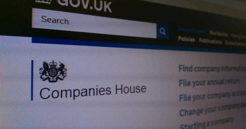 Companies House changes