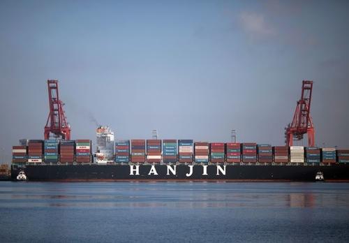 Hanjin, more than a drop in the ocean