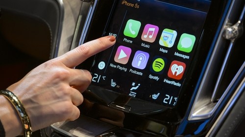 The battle for your car's touchscreen approaches