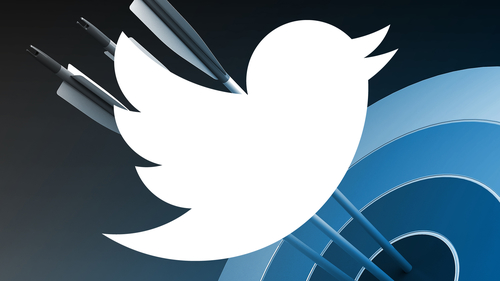 The likely lads: Twitter now allows advertisers to focus on probable conversions