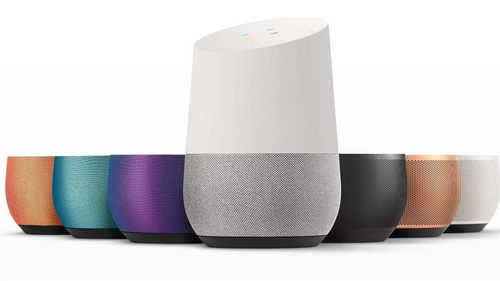 Home is where the keywords are: Google's new device