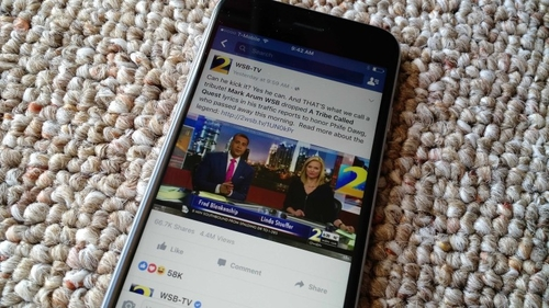 Facebook experimenting with adding videos to comments on posts