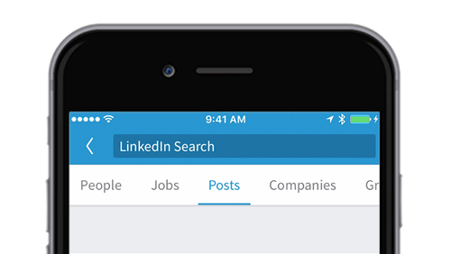 A neat new LinkedIn feature which no-one has spotted yet.  And how it can win you clients