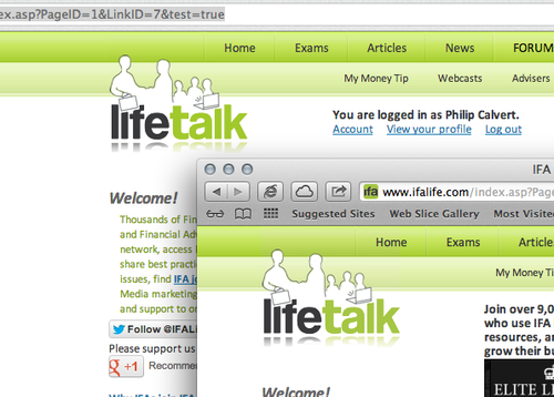 News from LifeTalk - Your Mid Week Update