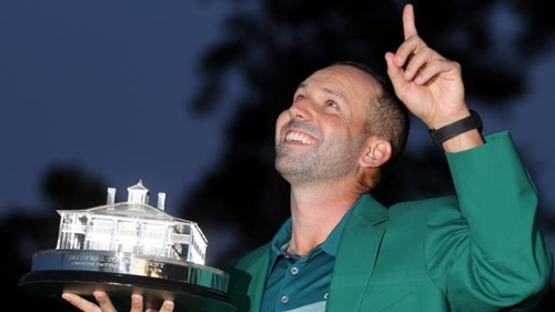 3 Foundations Sergio and his Green Jacket can teach us.