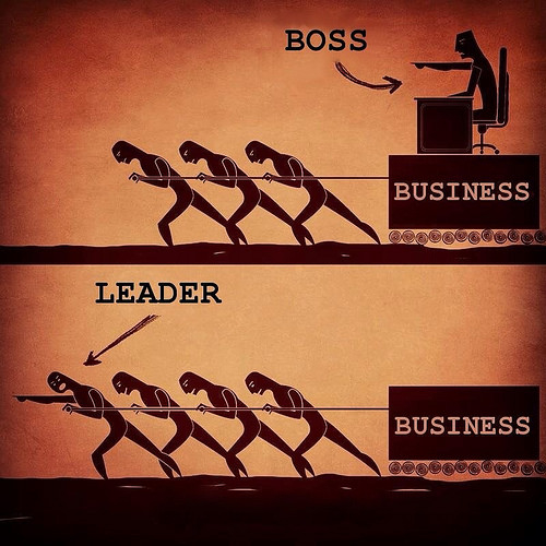 Leaders!  Just do the damn job!