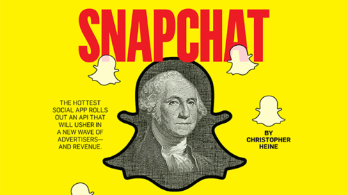 How Snapchat is Changing the Rules of Social Advertising