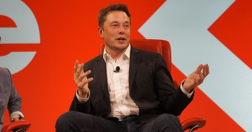Elon Musk and the 'Stretching Yourself' Muscle.