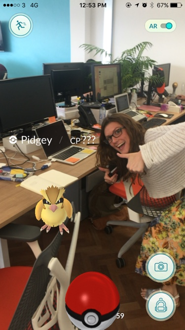 Pokemon > Tinder? How to refresh a nostalgic brand with new technology.