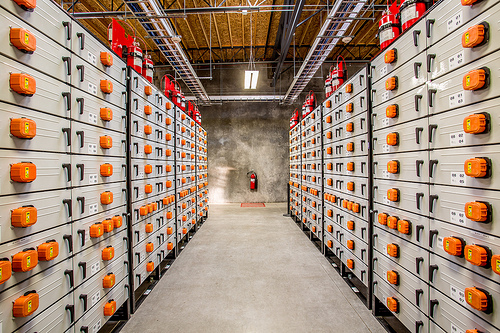 Supporting the Growth in the Energy Storage Market