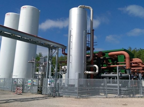 Liquid Air Energy Storage technology underway for Highview Power Storage
