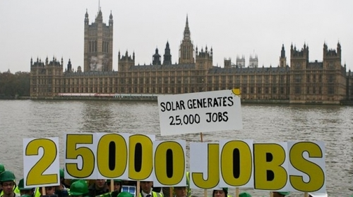 Post-Brexit Britain must take advantage of global green economy, says trade union