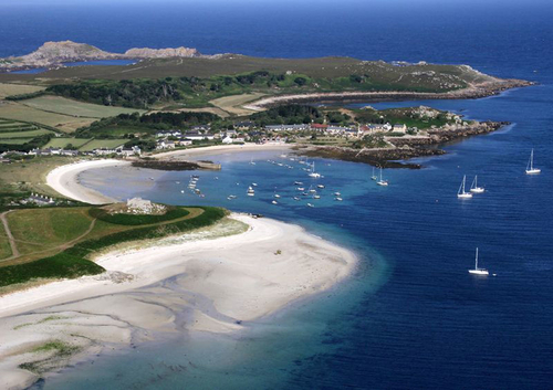 Isles of Scilly set for energy independence with smart grid project