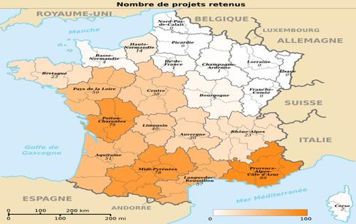 Frankreich: Expansion der PV-Dachanlagen