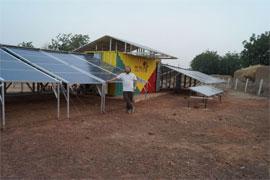 Tesvolt und Africa Green Tec starten gemeinsames Projekt in Mali