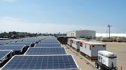 Where micro-grids, emerging markets and batteries intersect...