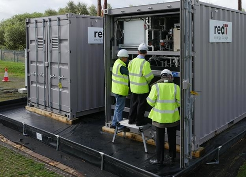 RedT clears Scots storage tests
