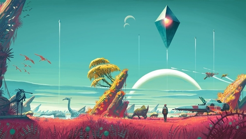 No Man's Sky: The fine line between overhyped and misleading
