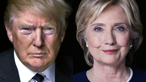 Trump or Clinton - who has won the