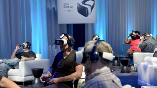 Samsung claims end to end VR ecosystem
