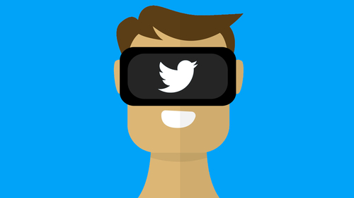 Twitter is getting setup for the AR/VR race...