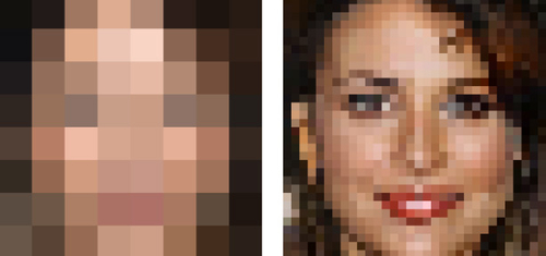 Zoom... Enhance! AI adds pixels that aren't actually there