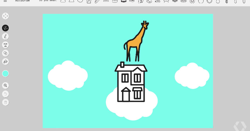 I am a clipart Picasso thanks to AI