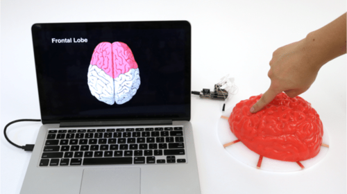 These guys have figured out how to turn anything into a touch sensor