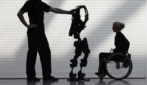 Exoskeletons Now and Everywhere