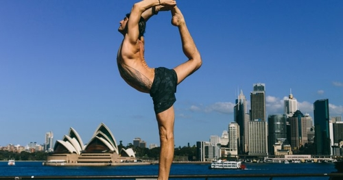 The hidden benefits of daily yoga for men...