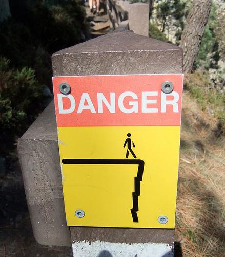 DANGER - PENSIONS - DANGER