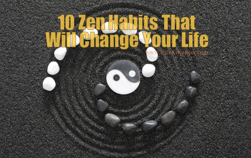 10 Habits to bring you ease and comfort
