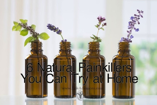 Painkillers at home - avoiding 6 pages of side effects...