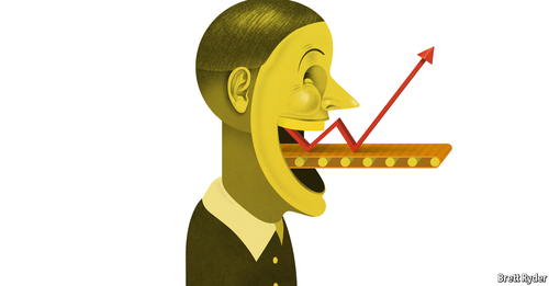 Is The Economist right on corporate happiness?